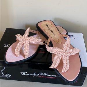 Beverly Feldman 'Summerstar' Sandal -size 7M